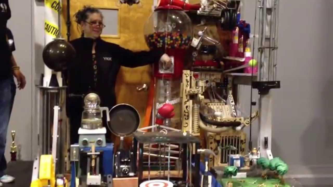 Worksheet Rube Goldberg Machines Videos rube goldberg machine contest 2014 winning purdue university