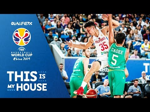 Australia V Philippines - Full Game - FIBA Basketball World Cup 2019 - Asian Qualifiers