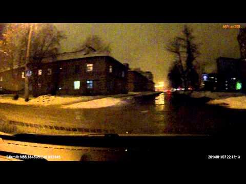 Видеорегистратор Mio MiVue 388P с GPS, ночная съёмка со звуком