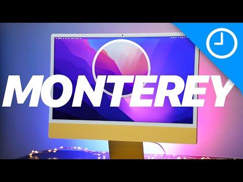 macOS 12 Monterey - 100+ changes and features in-depth walkthrough