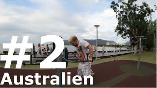 Sport an der Promenade    Work & Travel Australien #2