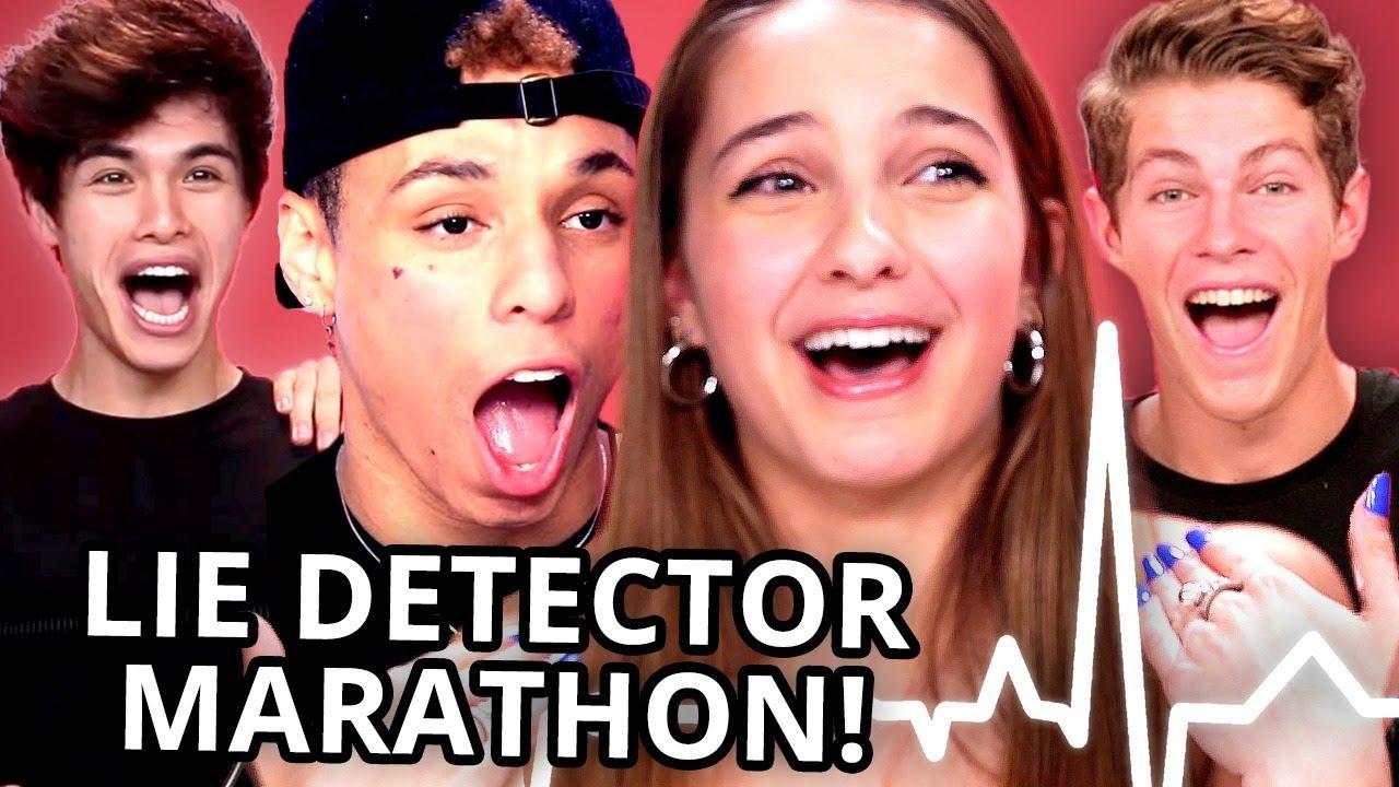 TOP LIE DETECTOR FAIL Compilation | Lexi Rivera, Ben Azelart, Larray, Stokes Twins, & MORE!