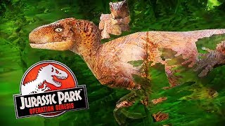 THE RAPTOR PACK | Jurassic Park: Operation Genesis (Let's Play Part 3)