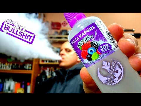 Wildberry | My Favorite Ejuice of All Time