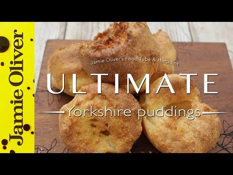 The Ultimate Yorkshire Puddings | The Food Busker - in 2k