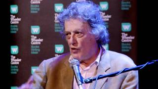 Tom Stoppard: The Space Between Writers, Actors And The Audience
