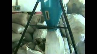 Broyeur plastique et de PET fabriqué par société SODAFEM -Sfax - TUNISIE