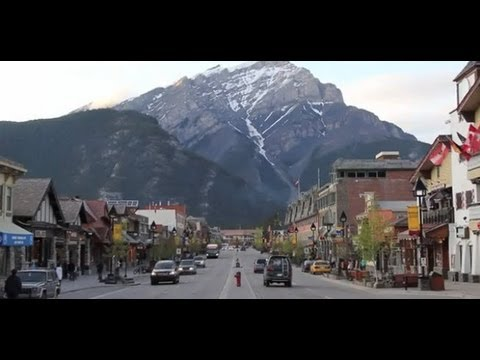 Expedia Road Trip with Travel Alberta:  Captain and Clark in Alberta