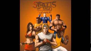Streets of Rage Remake OST - Spin On The Bridge