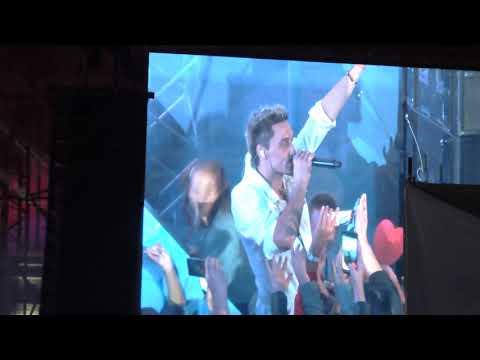 Пьяное выступление Билана в Самаре на дне города 2019