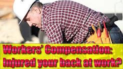 hqdefault - Back Pain At Work Claim