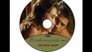 """Dvd Fiction Tv 1992 """"il Cielo Non Cade Mai"""" Di M. Venturi - Kim Rossi Stuart"""