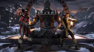 MKXL (PS4) MaXWelL (Scorpion) vs MK_AZERBAIJAN (Kotal Kahn) part1