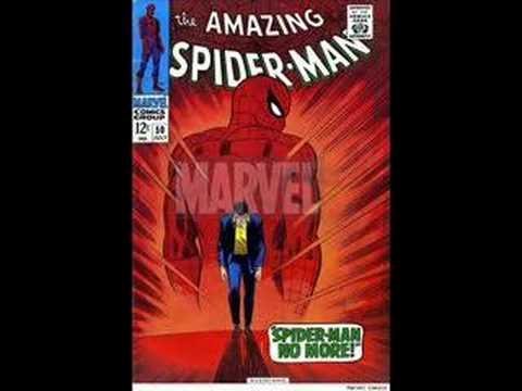 I don't wanna be (a superhero)   Spiderman mp3