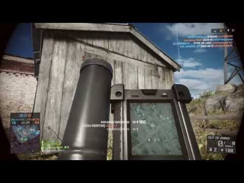 Battlefield 4 Mortar Tips