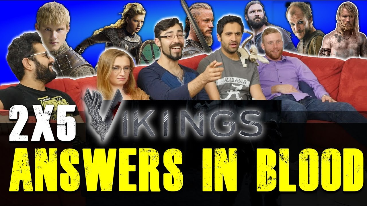 Download Vikings - 2x5 - Answers in Blood - Group Reaction