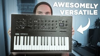 Minilogue XD, is it REALLY awesome? - Complete review/tutorial