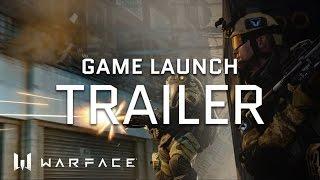 Video Warface - Trailer - Game Launch download MP3, 3GP, MP4, WEBM, AVI, FLV Juli 2018