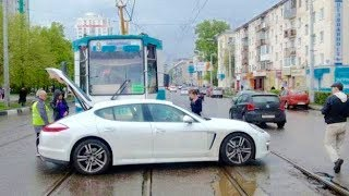 Russian Roads - WORST Roads In The World!! EPIC DRIVING FAILS 2018