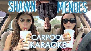 SHAWN MENDES CARPOOL KARAOKE (feat. Olivia Mayo)