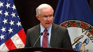 Jeff Sessions Pushes New War on Drugs While Killing Obama-Era Police Reform Measures