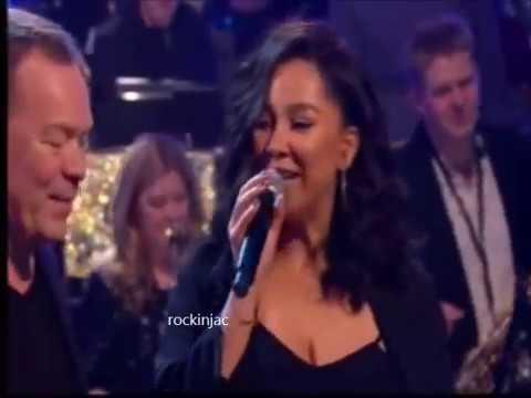 ALI & KAYA CAMPBELL - I GOT YOU BABE - UB40 - JOOLS NEW YEAR 2016/17