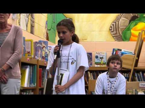 Ocean City Primary School spelling bee 2013