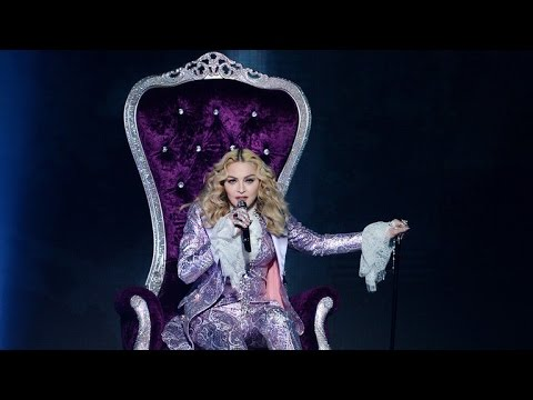 , Madonna Blows Tribute to Prince at BBMAs & BET Immediately Throws #SHADE!