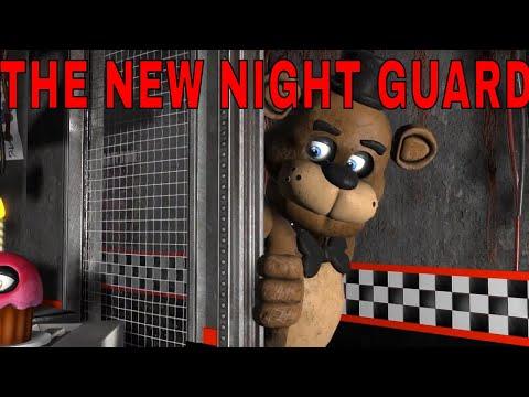 [SFM FNAF] The New Night Guard