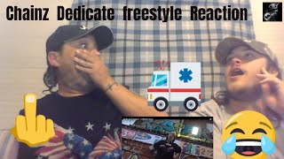Chainz  Dedicate freestyle Reaction