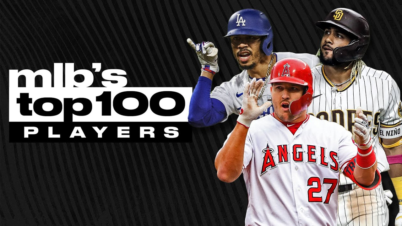 Download MLB's Top 100 Players for 2021 (FULL Countdown)