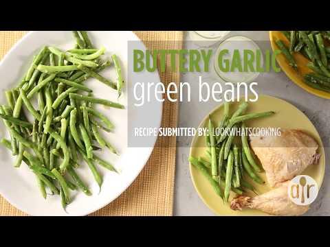 How To Make Buttery Garlic Green Beans | Side Dish Recipes | Allrecipes.com