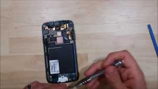 samsung galaxy s4 iv active lcd replacement reassembly