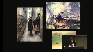 Sorolla and Cosmopolitan Painting in Europe and America, 1870-1920