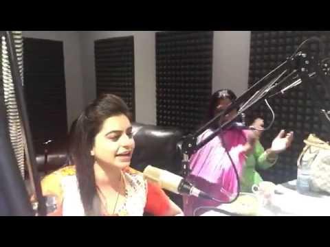 Karamjit anmol nisha bano ptc showcase interview for Nisha bano biography