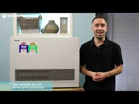 Rinnai K559FTN EnergySaver Flued Natural Gas Heater + Flu Kit Overview - Appliances Online