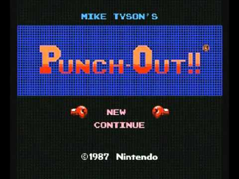 Mike Tyson Punch Out (NES) Music - Bicycle Training Theme - 10 Hour Extended