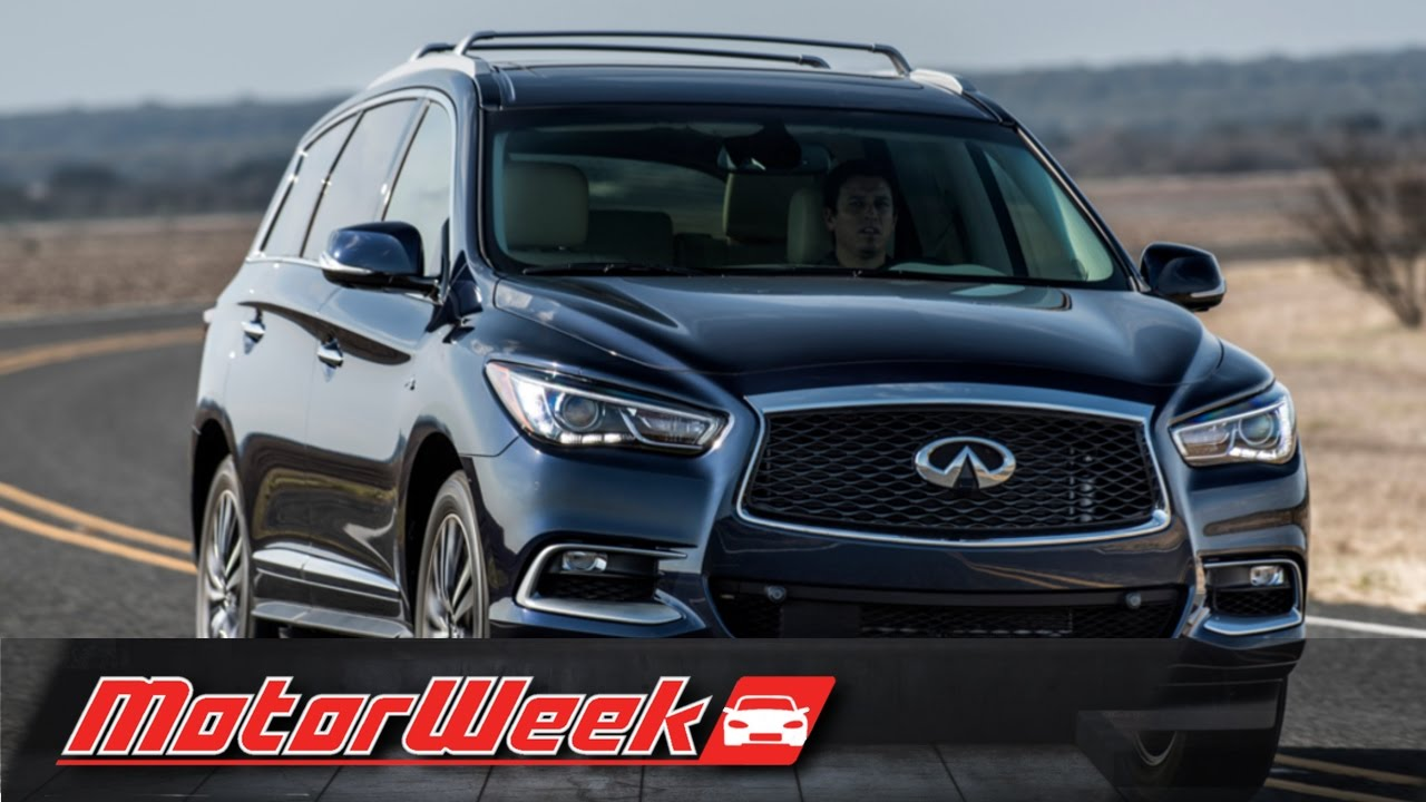 Road Test 2017 Infiniti Qx60 More Than A Name Change