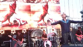 Morrissey-THE BULLFIGHTER DIES-Live @ Edgefield, Troutdale, OR, July 23, 2015-The Smiths-MOZ