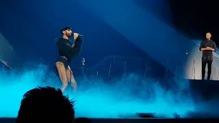 """Conchita WURST """"HEROES"""" at The Eurovision LIVE in Tel Aviv 18.05.2019"""