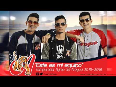 "Tigres de Aragua - ""Este es mi equipo"" Originals Boys ®"