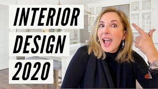 Top 5 Interior Design Trends For Spring 2020