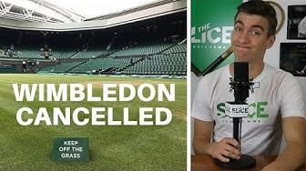 2020 Wimbledon Officially Cancelled | THE SLICE