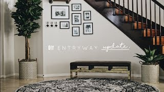 DIY Entryway Makeover