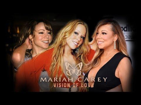 Mariah Carey: Vision of Love BeEEeee Through The Years 1990  2017