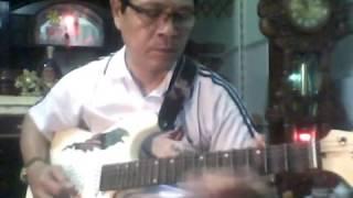 guitar cổ - Tựa cánh bèo trôi