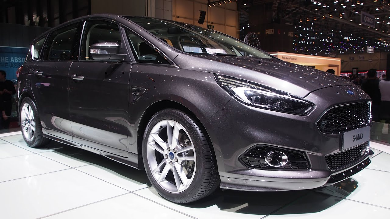 2015 ford s max titanium sport exterior and interior. Black Bedroom Furniture Sets. Home Design Ideas