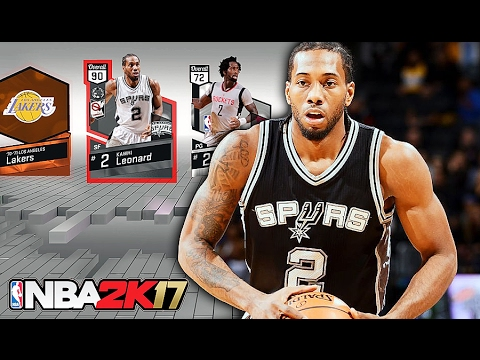 Veja o video – NBA 2K17 MyTeam #01: Que Merd@, hein?!