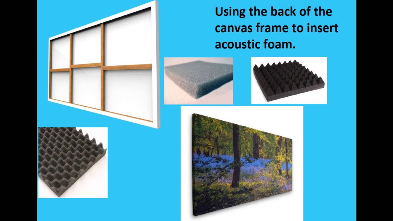 Living room acoustic treatment solution 1 youtube for Living room acoustic treatment