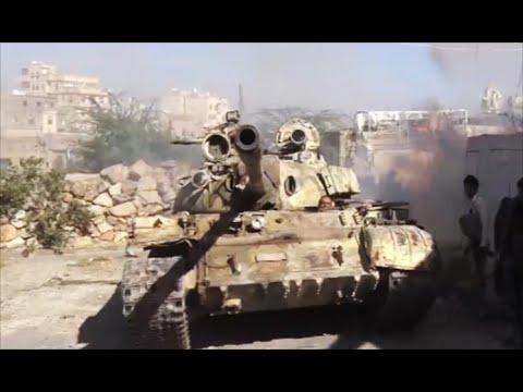 تقدم للجيش اليمني على تخوم جبال رازح  - نشر قبل 2 ساعة